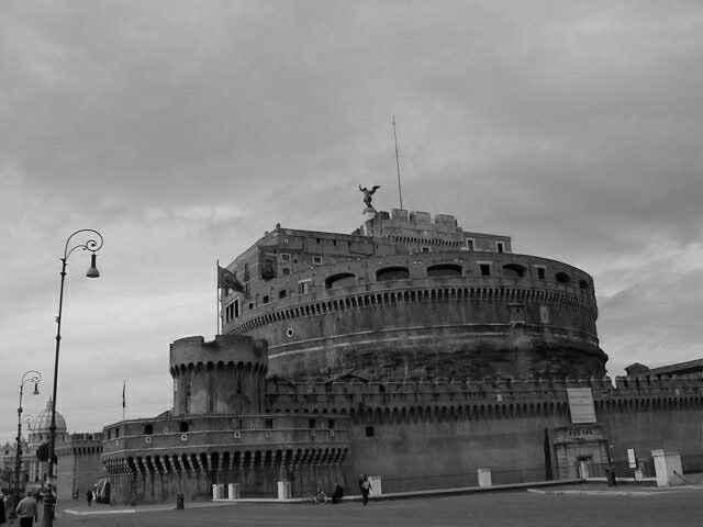 Foto di roma in bn sito di stefano solegemello for Roma in bianco e nero