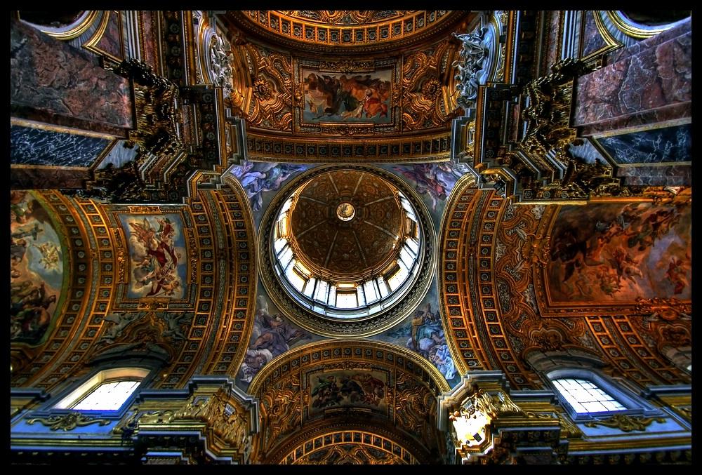 Santi ambrogio e carlo al corso la chiesa dei lombardi a for Corso arredatore d interni roma
