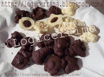 [ Cioccolatini Natalizi fatti in casa ]