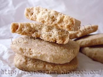 [ Biscotti con Fiocchi d'Avena ]