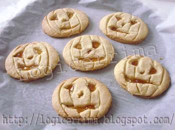 [ Biscotti di Halloween ]