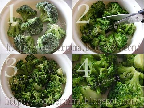 [ Broccoli al Microonde ]