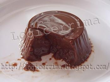 [ Budino al Cacao Ultra Light 60 Calorie ]