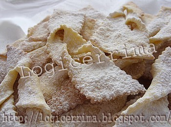 [ Chiacchiere al Forno Light ]