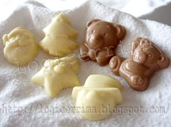 [ Cioccolatini figure Natalizie ]