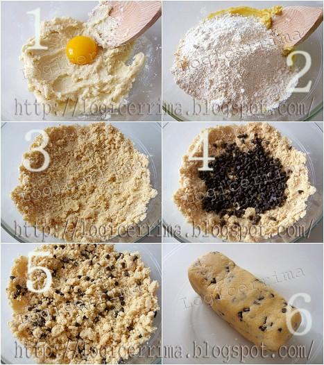 [ Cookie alle Nocciole e Cioccolato ]