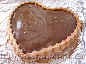 [ Crostata Light al Cioccolato ]