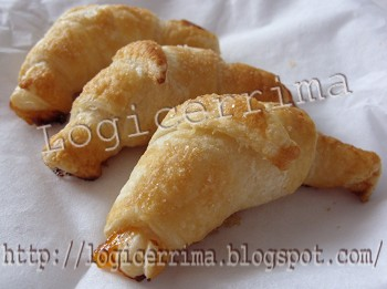 [ Mini Croissants all'Albicocca ]