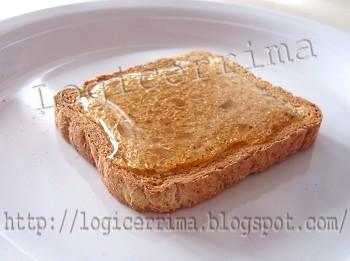 [ Fetta Biscottata Integrale con Miele = 65 kcal ]