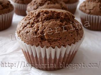 [ Muffin al Cioccolato 100% Vegetale ]