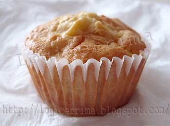 [ Muffin alla Panna e Mele ]
