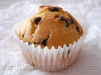 [ Muffin alla Ricotta e Cioccolato ]