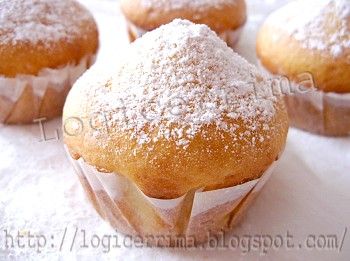 [ Muffin allo Yogurt ]