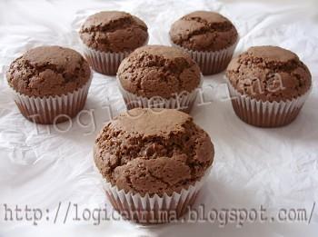 [ Muffins Vegani al Cioccolato ]