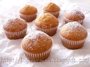 [ Muffins alla Panna ]