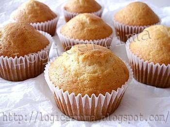 [ Muffins senza Uova ]