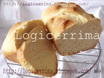 [ Pane fatto in casa - Taglio fetta ]