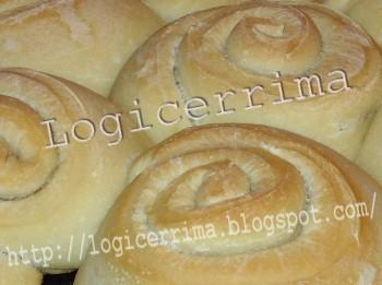 [ Rosette di pane casalingo ]