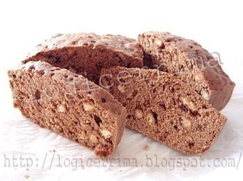 [ Torta Cookies al Cioccolato ]