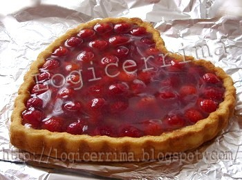 [ Crostata con Fragole ]