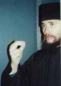Prof. Theodor Stamate - Prete ortodosso