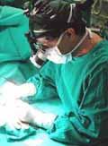 Il prof. Andrea Ortensi al Varioscopio