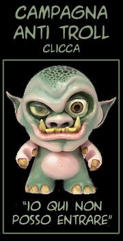 campagna anti troll