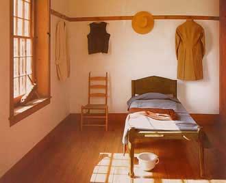 interno camera immagini degli arredi shakers mobili e