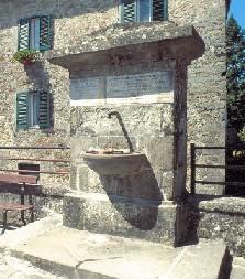 Fontana pubblica di Brandeglio
