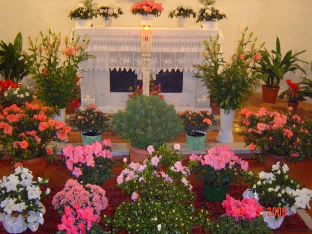 Pasqua 2008 a Brandeglio