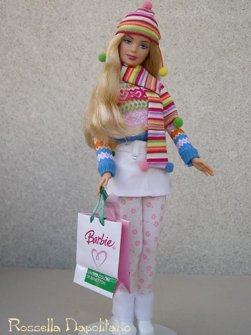 Barbie benetton stoccolm - Barbie colorazione pagine libero ...