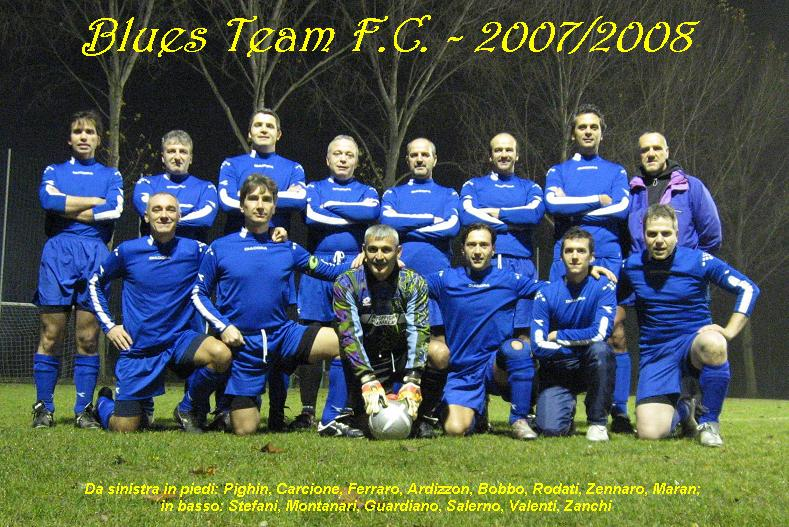 Blues 2007-08