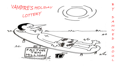 Vampire's Holiday Lottery