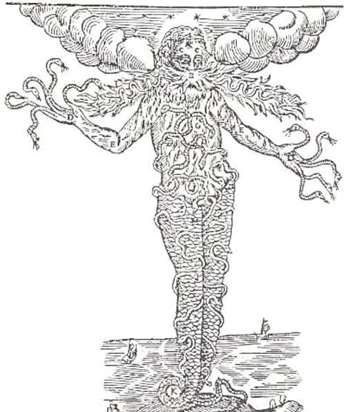 Typhon the Greek Legend