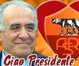 un mio piccolo tributo al Presidente della Roma
