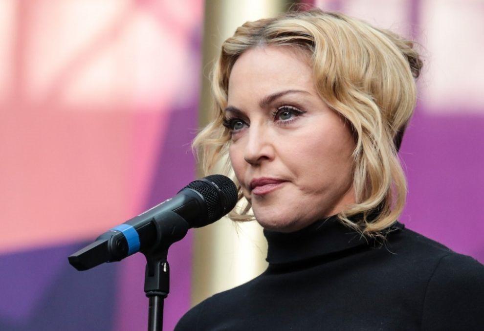 Madonna, in splendida forma a 56 anni
