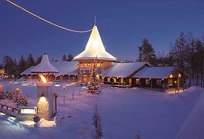 Viaggio Paese Babbo Natale.Viaggio Nel Paese Di Babbo Natale