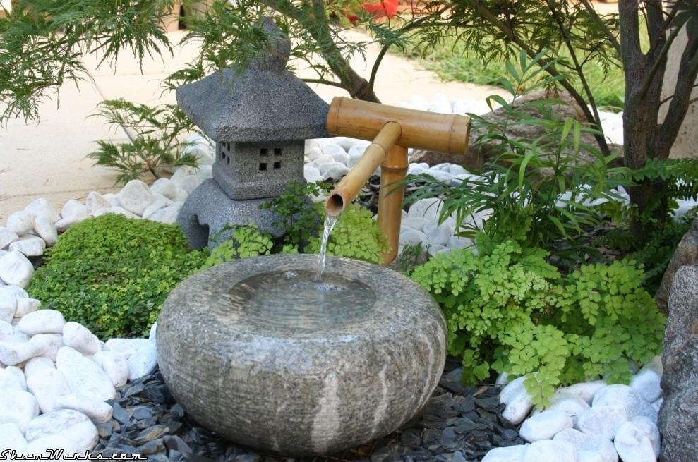 Giardini zen come realizzarlo - Piccolo giardino giapponese ...