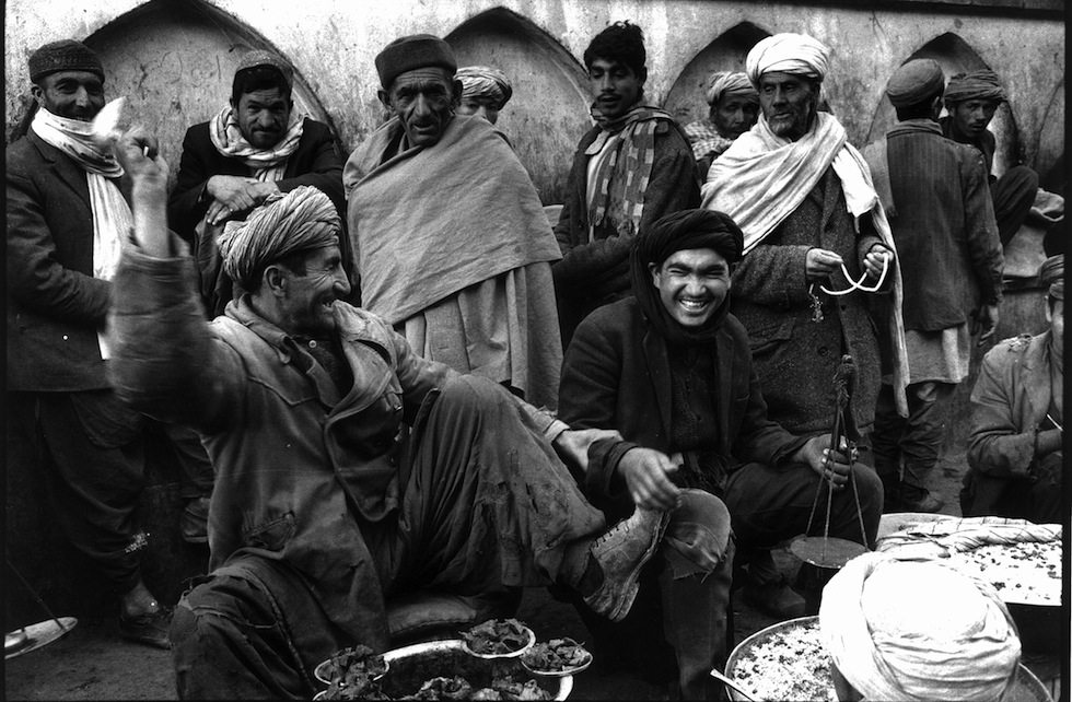L. Carmi. Kabul 1972
