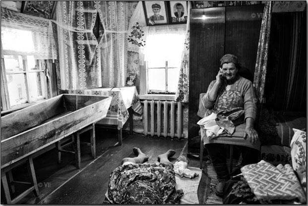 Quel che resta a Chernobyl.