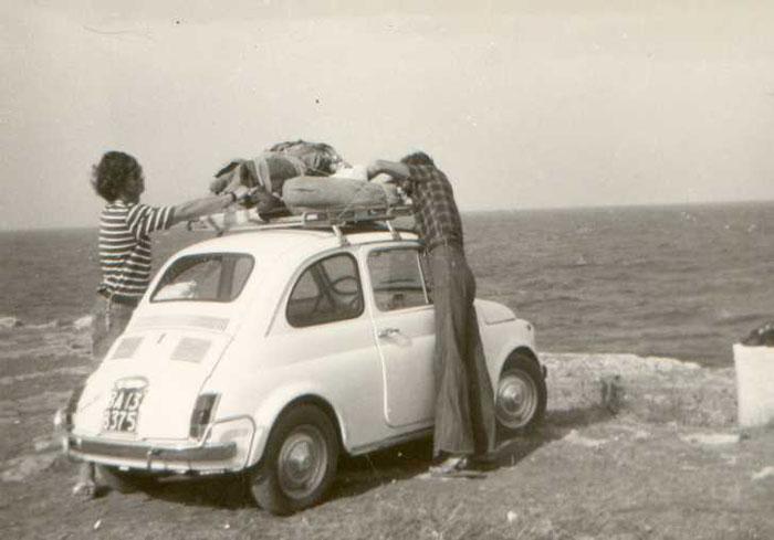 Fiat 500. Anni Sessanta