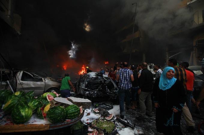 Beirut, 15.08.2013