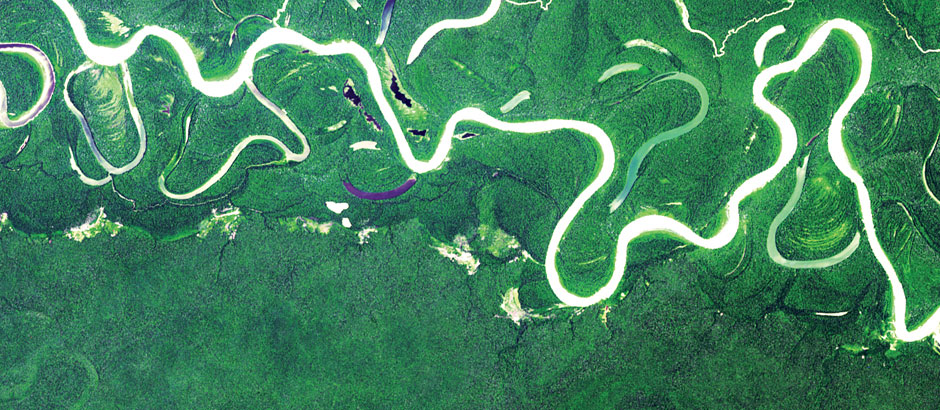 PURUS RIVER, AMAZON, BRAZIL