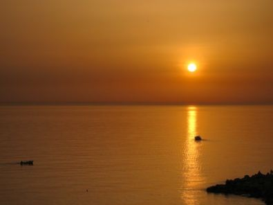 Byblos, sunset. 16.04.2011