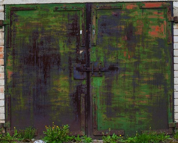 A. Gintalaite. Garage Doors