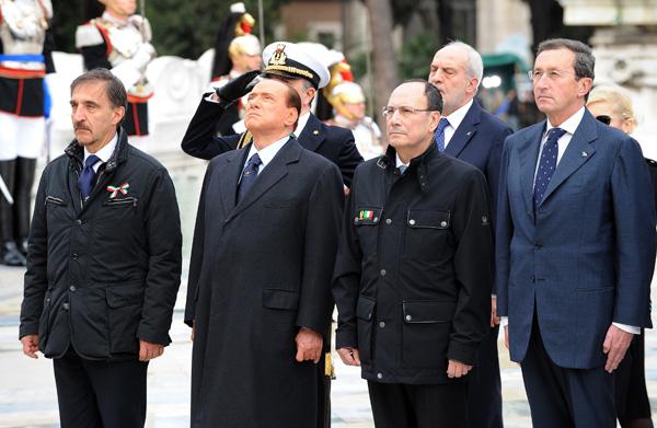 Celebrazioni 150 anni Unità d'Italia
