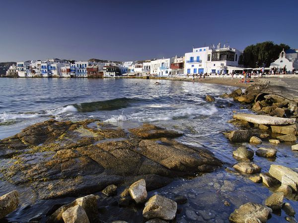Mykonos. National Geographic