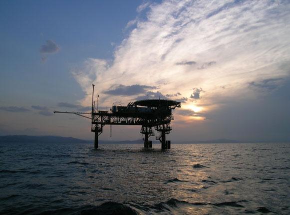 Piattaforma marina
