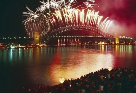 Sydney, New Year 2011