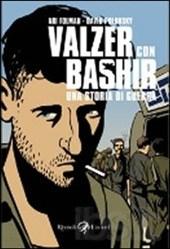 Valzer con Bashir. Locandina film